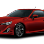 Toyota 86 Bali-Lighting-Red